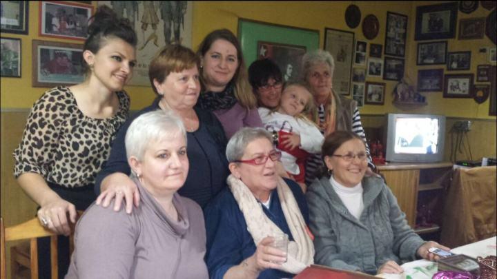 Antonella +family